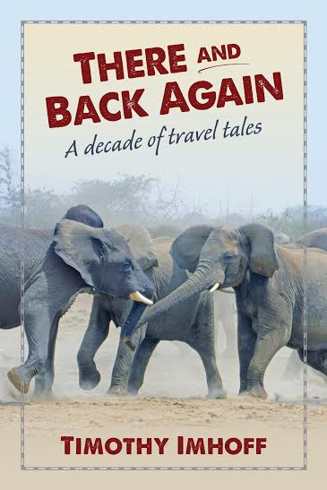 There and Back Again - Book Cover